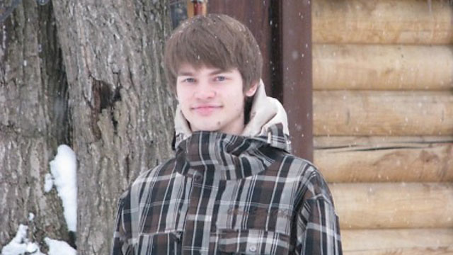 PHOTO: Ivan Kaspersky, the 20-year-old son of the founder of Russian anti-virus firm Kaspersky Labs is missing and believed to be kidnapped.