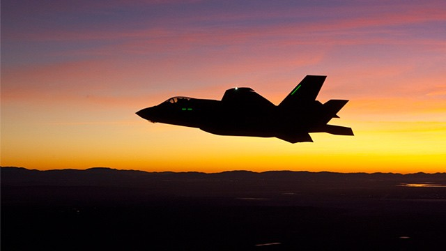 PHOTO: F-35 Joint Strike Fighter