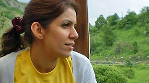 Photo: Silva Hartonian was working in Iran for an American non-profit when she was arrested in Iran