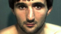 Ibragim Todashev was arrested May 4, 2013 in Kissimmee, Fla. for alleged aggravated battery.