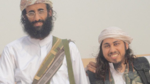 "PHOTO: Despite the deaths of leader Anwar al-Awlaki (left) and editor Samir Khan (right), al Qaeda in the Arabian Peninsula has published two new issues of ""Inspire"" magazine."