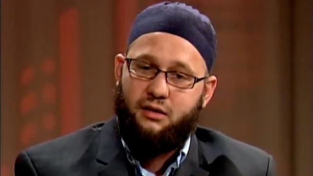 PHOTO: Jesse Curtis Morton aka Younus Abdullah Muhammed