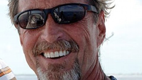 ht john mcafee jef 121112 wblog Nightline Daily Line, Nov. 13: Belize Police Search for McAfee