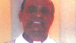 Photo: Priest accused of US abuse still working in India