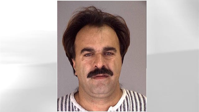 PHOTO:&nbsp;Manssor Arbabsiar, pictured here in a mugshot from a 2001 arrest for theft, has been named in a federal complaint in an alleged Iran-backed plot to kill the Saudi Arabian ambassador to the U.S.