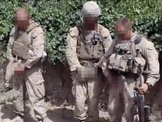 Criminal Charges for Marines in Taliban Urination Video