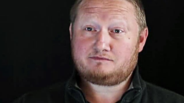 PHOTO: Morten storm allegedly infiltrated Al Qaeda for the CIA.