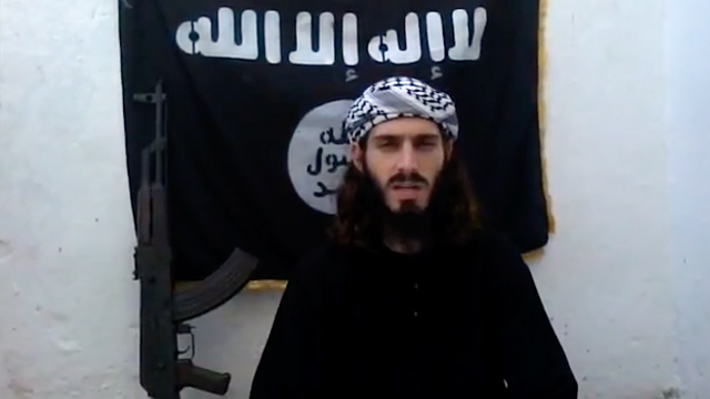 PHOTO: Omar Hammami, aka Abu Mansoor al-Amriki
