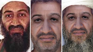 State Department, FBI Release Digitally Enhanced Photos Of Most Wanted Terrorist Suspects, Osama bin Laden