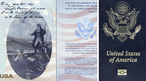 US Passports assembled in Thailand