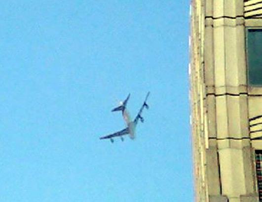 Plane Scare