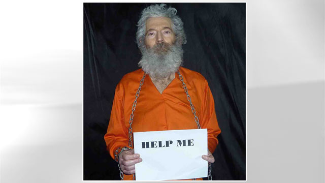 PHOTO: The family of Robert Levinson released these images of the former FBI agent who was kidnapped in Iran in 2007.