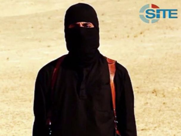 PHOTO: A video appears to show the execution of Steven Sotloff, the second American killed by a self-professed member of the Islamist terror group ISIS.