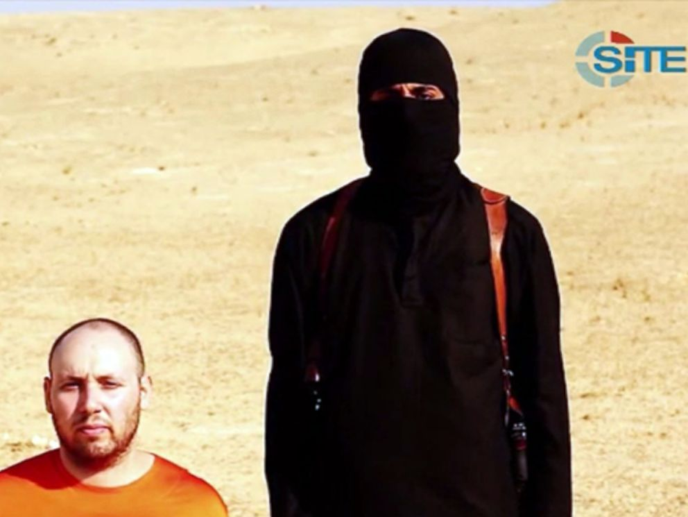 PHOTO: A new video appears to show the execution of Steven Sotloff, the second American killed by a self-professed member of the Islamist terror group ISIS.