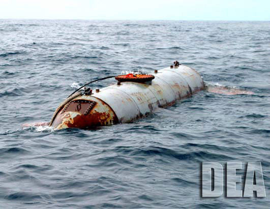 Submersibles: Drug Cartel's Secret Weapon
