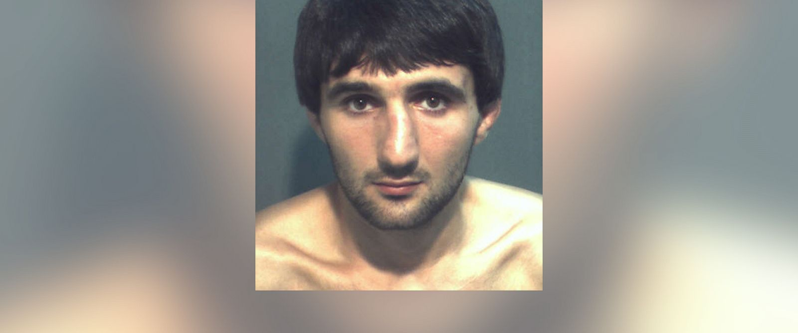 PHOTO: In this handout photo, Ibragim Todashev poses for his mug shot after being arrested for aggravated battery May 4, 2013 in Orlando, Fla.