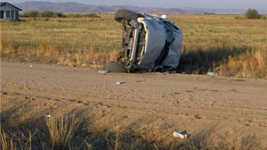 Eighteen-year-old Levi Stewart of Idaho died when his Toyota truck rolled over. Levis father, Michael, attributes the crash to a defective steering rod and has sued Toyota for product liability and failure to warn.