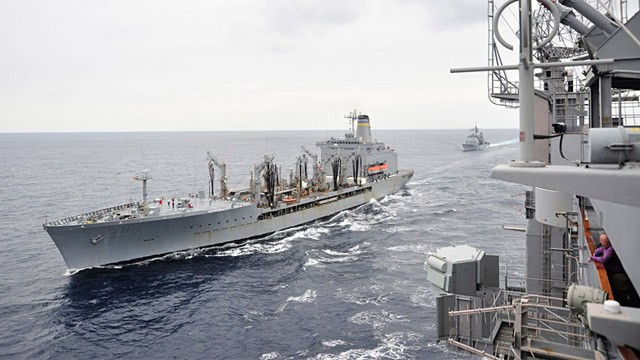 PHOTO: USNS Rappahannock