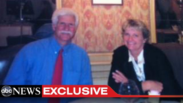 PHOTO: Steven Wysocki, pictured here with wife Kristi, survived a terrorist attack on a joint BP facility in Algeria in January 2013.