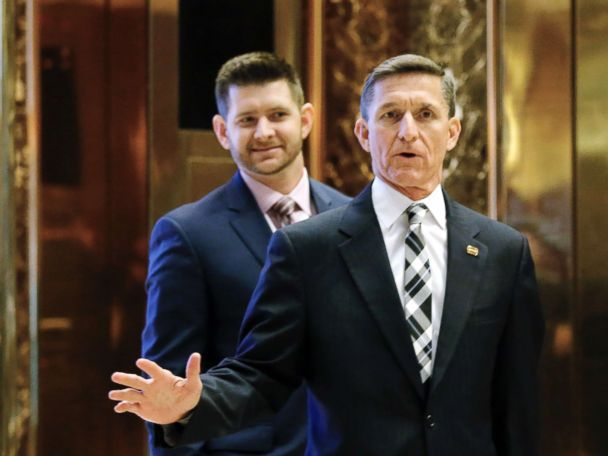 Michael Flynn's son likely to receive Senate subpoena in Russia probe, source says