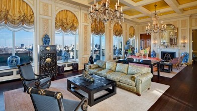 Steve Wynn's $70 Million Penthouse