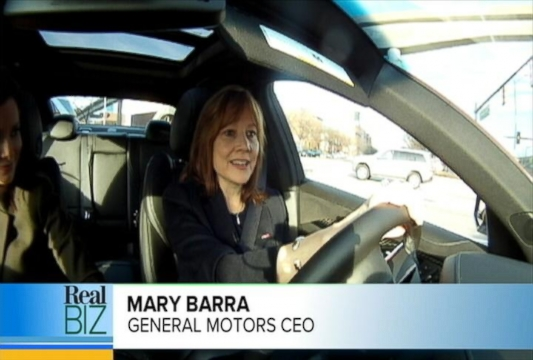 VIDEO: 3 Secrets You Dont Know About General Motors First Female CEO