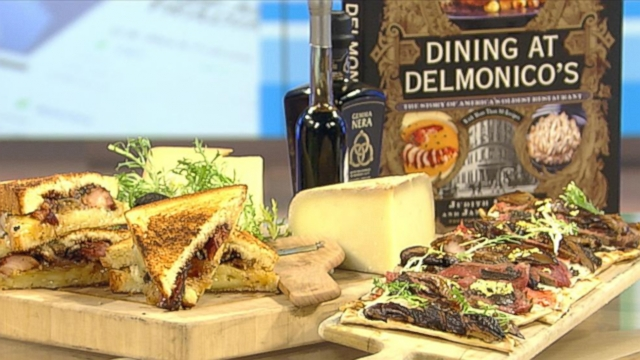 VIDEO: Watch the Exec. Chef of Delmonicos reveal recipes from Americas 1st fine dining restaurant.