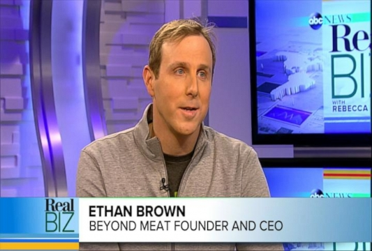 VIDEO: Beefing Up Vegan Food