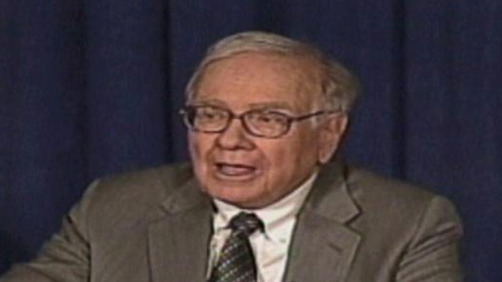 Warren Buffett Essay