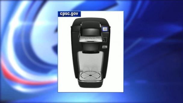 Keurig gmcr coffee machines added to list of recalls abc news