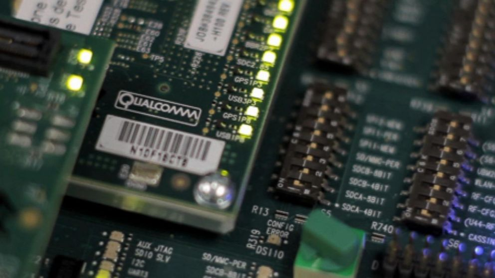 Samsung to Hang Up on Qualcomm? Video