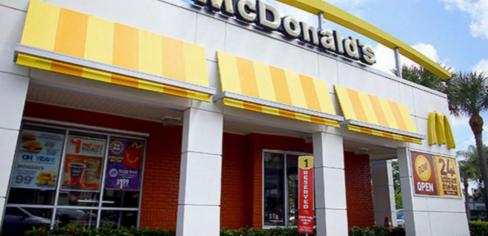 VIDEO: CEO Shakeup at McDonald's