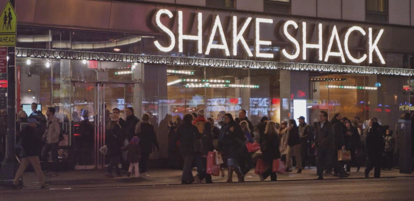 VIDEO: Shake Shack Soars on Wall Street Debut