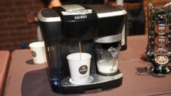 VIDEO: John Sylvan revealed that he thinks K-cups are expensive and not good for the environment.