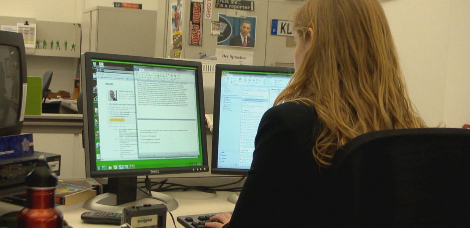 VIDEO: The unemployment rate drops to 5.5%, its lowest level since May 2008.