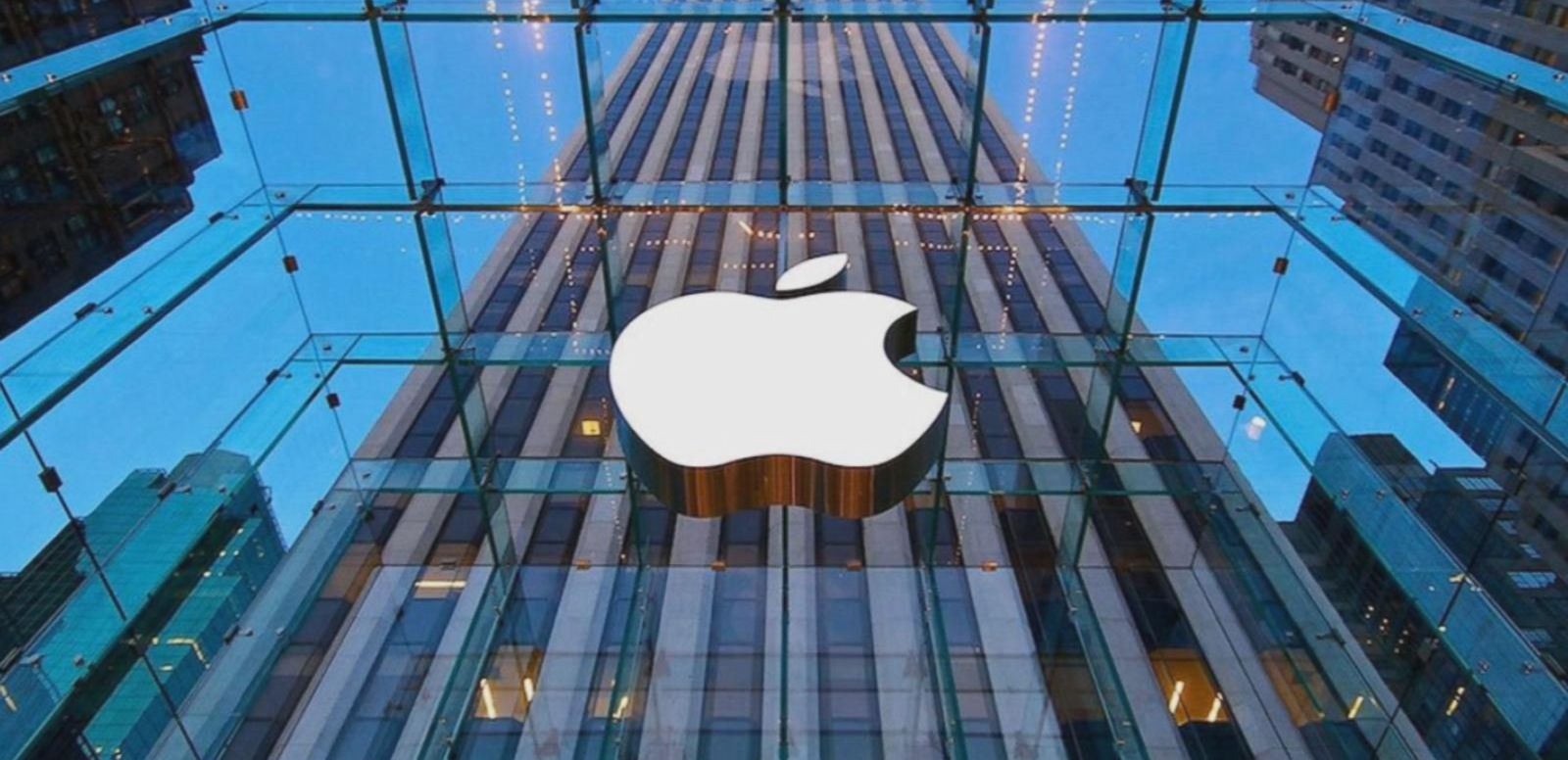 VIDEO: Apple Joins Dow Blue Chips