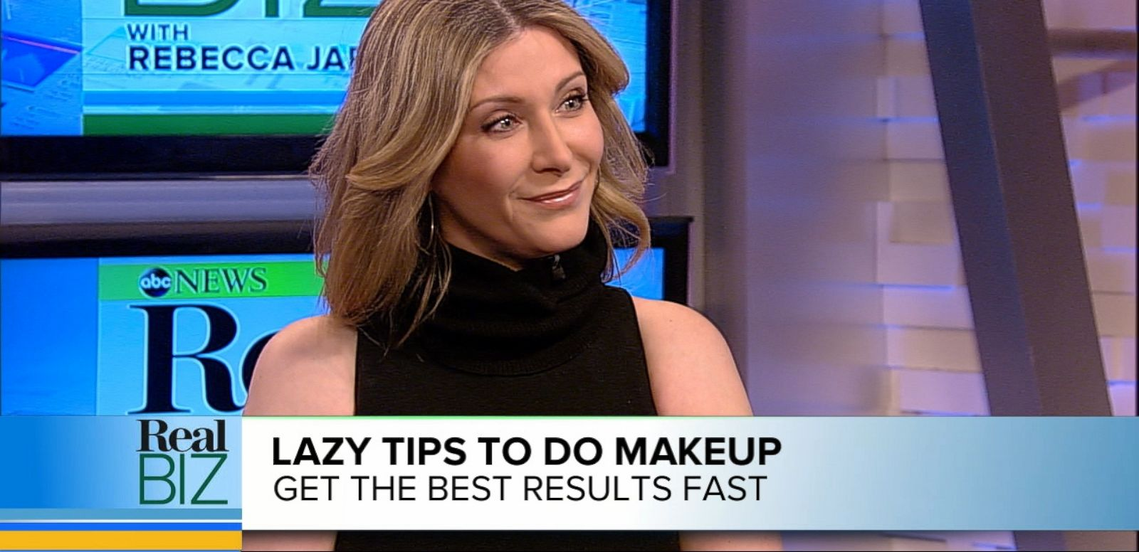 VIDEO: 10 Minute Makeup Tips For Working Women