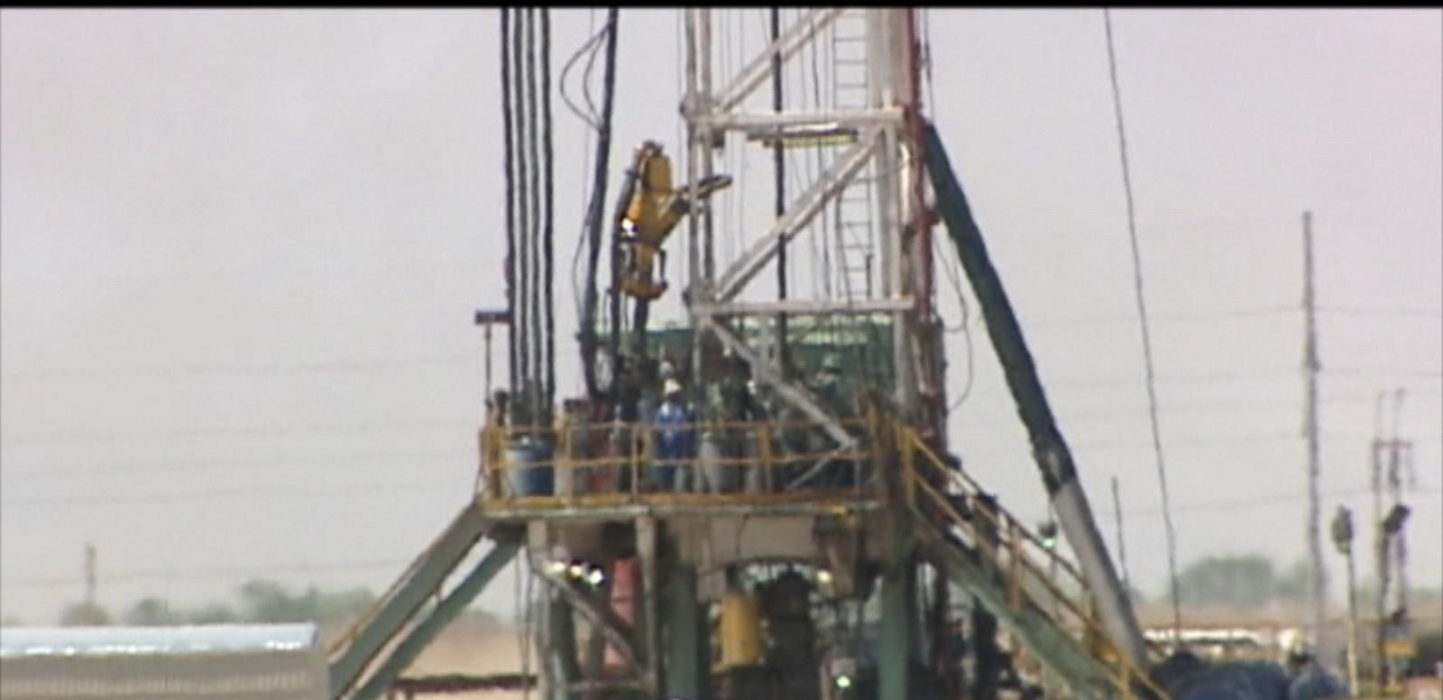 VIDEO: Crude Reality: Lower Oil Prices Hit U.S. Drillers
