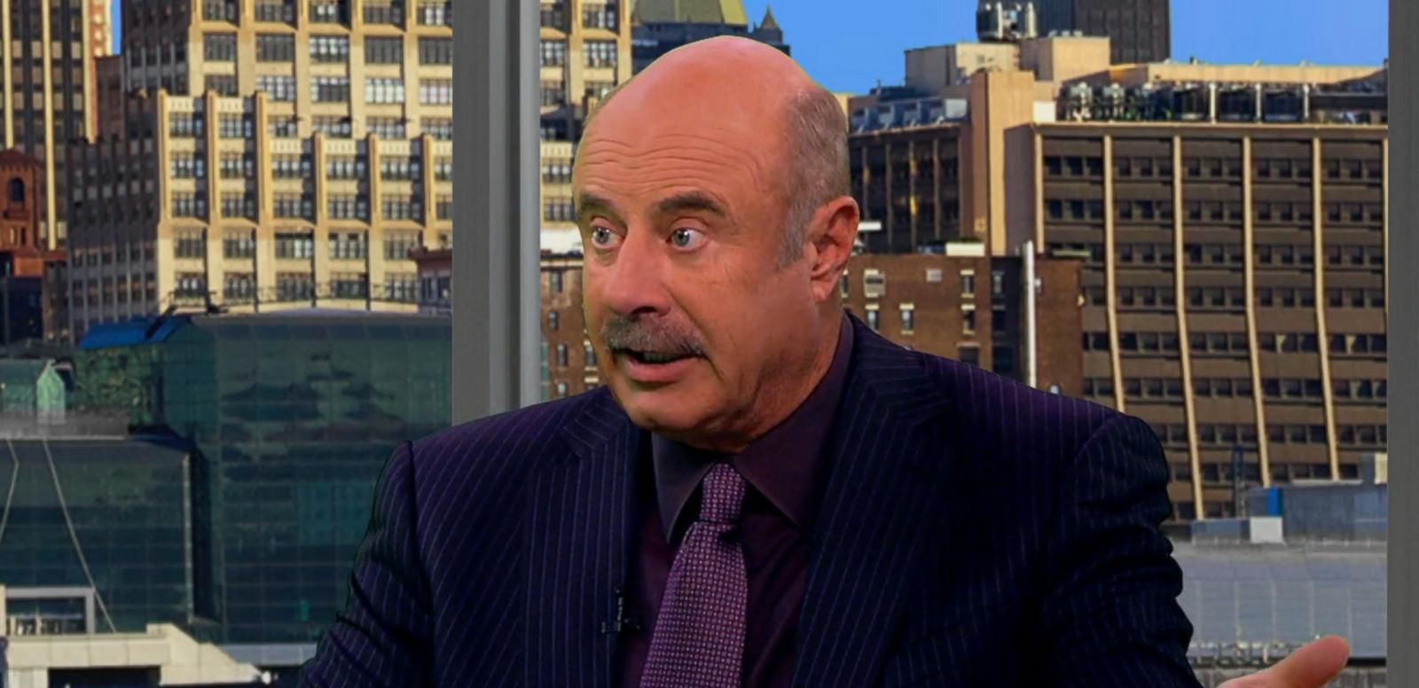 VIDEO: Daytime Docs Under Fire: Watch Dr. Phil Respond to Dr. Oz Critics