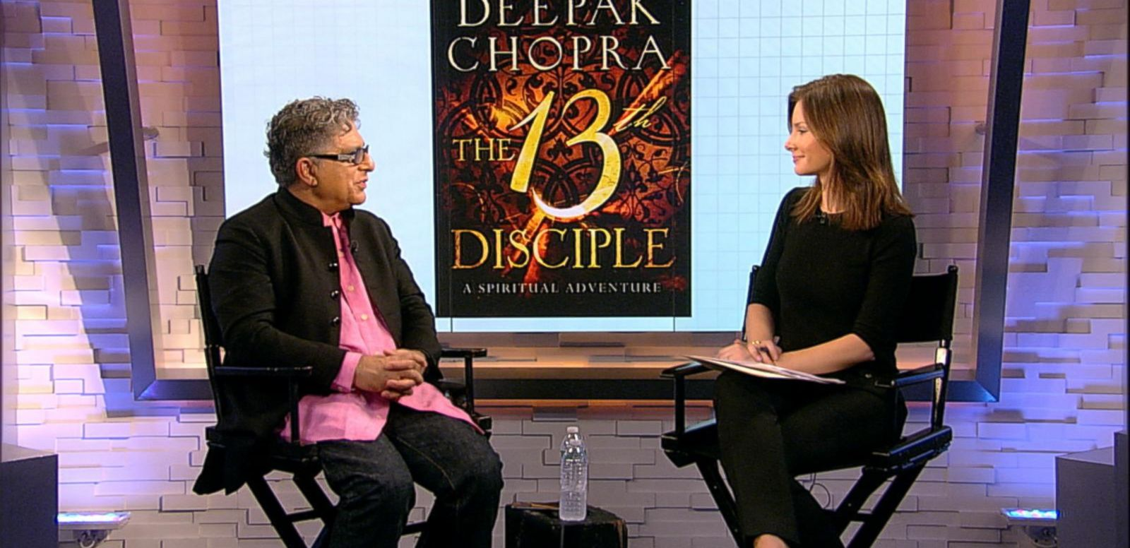 VIDEO: Watch Deepak Chopra Unedited on 'Real Biz'