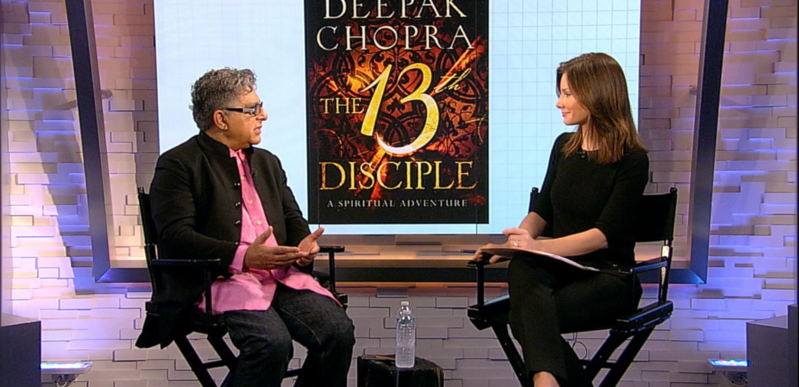 VIDEO: Deepak Chopra's Morning Mantra: 4 Things to Do Before You Start Your Day
