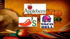 VIDEO: Applebees and Chilis Grill and Bar are just some of the businesses capitalizing on the holiday.