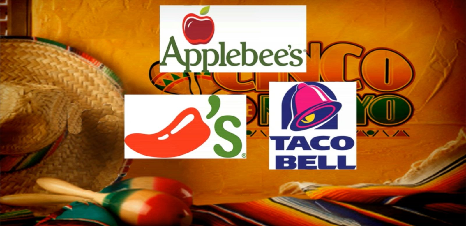 VIDEO: Applebee's and Chili's Grill and Bar are just some of the businesses capitalizing on the holiday.