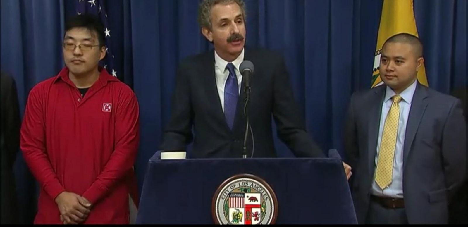 "VIDEO: The City of Los Angeles claims in a lawsuit that Wells Fargo ""victimized"" customers with illegal bank tactics, opening up unauthorized bank accounts in order to meet sales quotas."