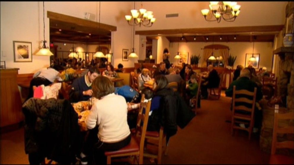 Olive Garden Scaling Back On Cleaning To Cut Costs Video Abc News