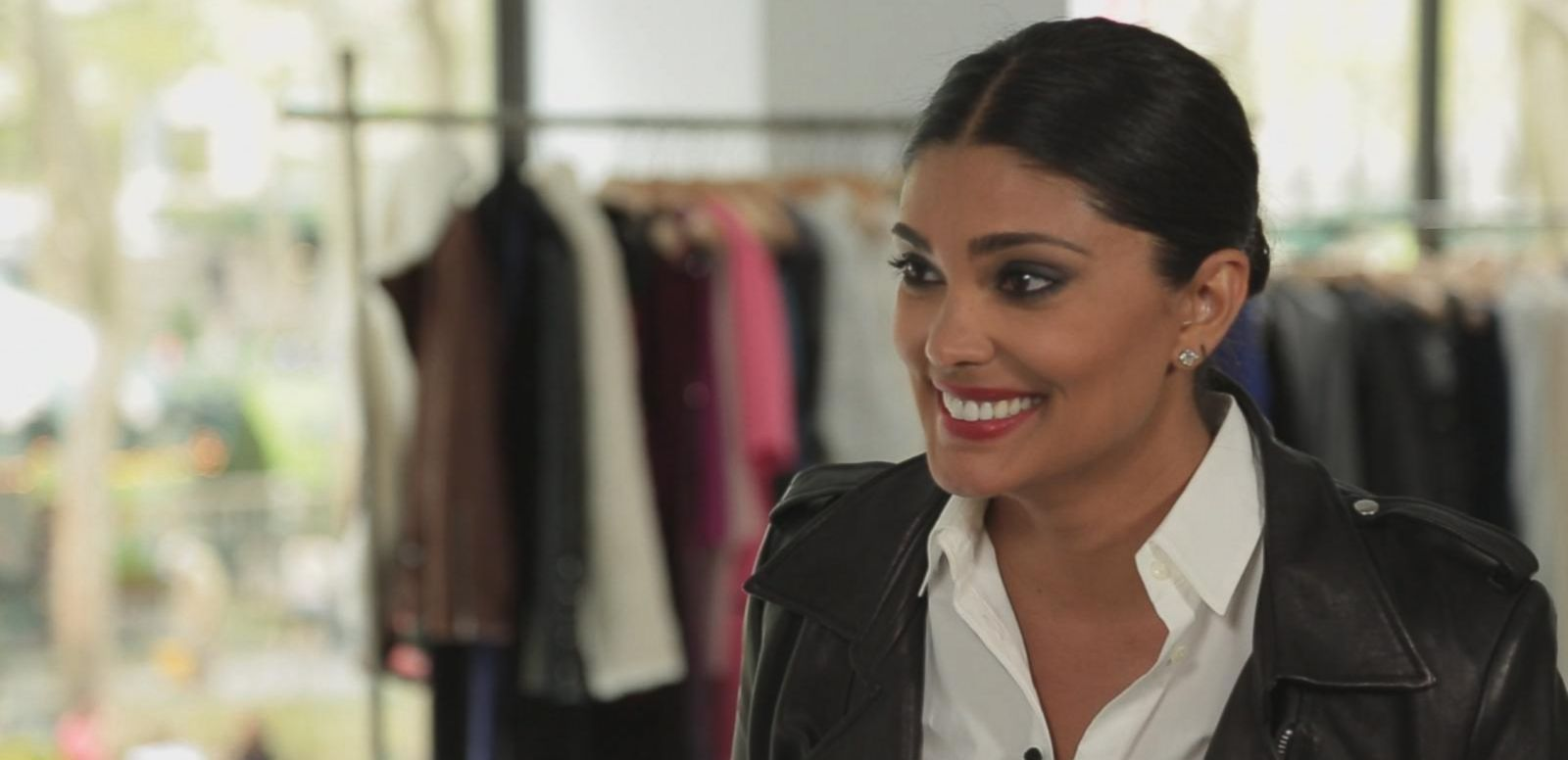 VIDEO: Rapid Fire with Rachel Roy