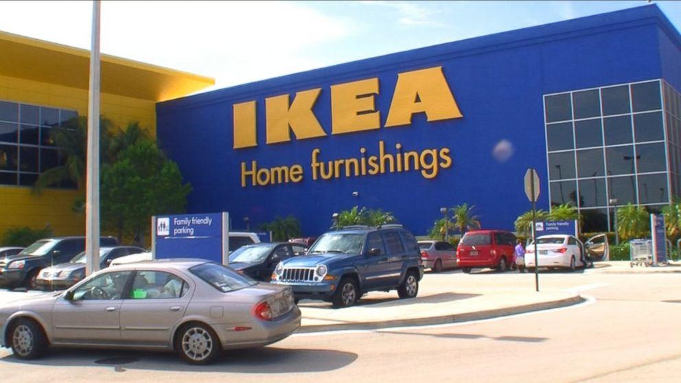 ikea removes window blinds hazardous to kids video abc news. Black Bedroom Furniture Sets. Home Design Ideas