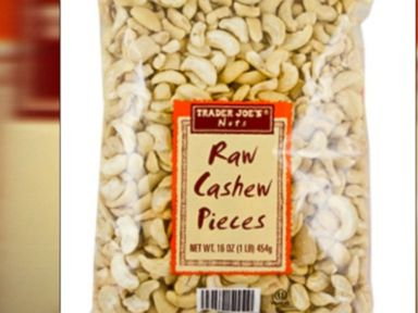 Watch:  Trader Joes Pulls Raw Cashew Product Off Shelves