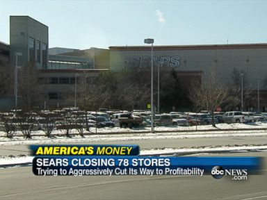 Watch:  Sears Slated to Close 78 Stores This Summer