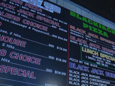 Watch:  Pizza Shop Loses Name, Offers Year of Pizza for New One
